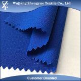 Tela funcional del telar jacquar del orificio del estiramiento del poliester T400 para la ropa de deportes