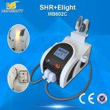 Shr携帯用+Elight +IPL +RF機械(MB602C)