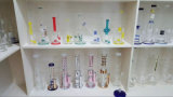 16 '' mischten Farben-Matrix-Filtrierapparat-Glaswasser-Rohre für Rauch