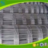 Оптовая профессиональная гальванизированная загородка ячеистой сети сваренной сетки сваренная