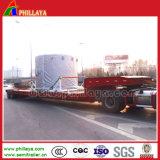 Rimorchio pesante di Lowbed degli assi dei trasformatori 3 di trasporto