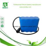 paquet 5200mAh de la batterie Li-ion 8.4V pour la lampe de bicyclette/lumière de Bicycel