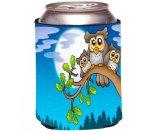 Le néoprène de refroidisseur de bidon de bière du néoprène peut support tronqué peut refroidisseur