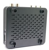 Récepteur satellite de la télévision numérique DVB-T2