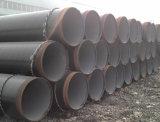 Riga saldata tubo d'acciaio di spirale del rivestimento della NACE RP 0394 Fbe