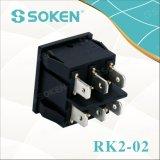 Interruptor de eje de balancín electrónico