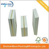 Or extérieur blanc à l'intérieur de la caisse d'emballage de papier (QY150030)