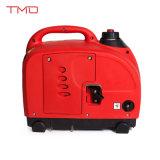 Generatore dell'invertitore di Digitahi della benzina portatile raffreddata ad aria di prezzi di fabbrica 650W 1kVA piccolo
