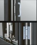 Portello di piegatura di alluminio di colore bianco di modo per il divisorio dell'ufficio