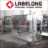 Linha de produção engarrafada completa da água da máquina de enchimento da água mineral de 5 galões