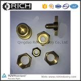 鋳造の建築材料の鋳造物真鍮の部品または弁の部品のハードウェアの製造者か真鍮のステンレス鋼の鍛造材の部品または弁ディスク