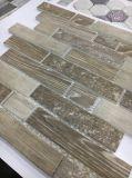Neueste Technologie-Tintenstrahl-Drucken-Streifen-Glasmosaik-Fliese