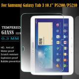 De aangemaakte Beschermer van het Scherm van het Glas voor Lusje 3 van de Melkweg van Samsung 10.1 P5200