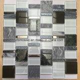 ヨーロッパ式の装飾材料ガラスおよび壁のための大理石のタイル