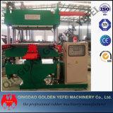 Machine en caoutchouc va-et-vient automatique de presse hydraulique de vulcanisateur de vente chaude de l'Inde