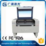 taglio ad alta velocità del laser delle doppie teste di 1000*800mm e macchina per incidere 1080d