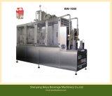 Machine de remplissage semi automatique de carton de crème à fouetter