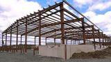 Taller ligero de la estructura de acero/edificio económico y estable de la fábrica