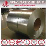 Le zinc régulier de paillette a enduit la bobine en acier galvanisée