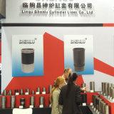 Doublure de cylindre de pièces de rechange de fer de moulage d'alliage utilisée pour l'engine H100 de Hyundai