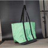 2016 sacs réutilisables pliables de coton d'achats de coton de ventes en gros environnementales de sacs à provisions fabriqués en Chine