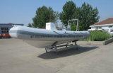 Aqualand 16feet 4.8m steife aufblasbare Bewegungsboots-/-rippen-Rettung/Patrouille/Tauchens-Boot (RIB480T)