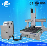 4 linha central do router FM1325-4 do Woodworking do CNC da linha central