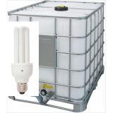 Adhésif liquide blanc à base d'eau de colle pour la lampe d'énergie