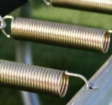 Sld. tremplin de fiche de pipe de 55 ' - Y6cw-T S avec le filet de sécurité