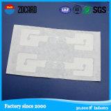Tag RFID de PVC NFC Qr de fréquence