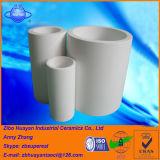 Tubo di ceramica dell'ossido di alluminio di 92%