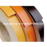 bordure foncée de 0.45mm-3mm Lipping/PVC avec le certificat de la CE