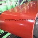 Il colore preverniciato ha ricoperto l'acciaio galvanizzato di fornitore blu della fabbrica della striscia di Color/Gi