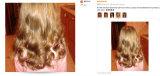 Электрические волшебные волосы вводя Curler в моду волос утюга инструмента спиральн