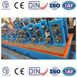 Производственная линия трубы машины высокой эффективности гальванизированная сталью сваренная трубой