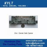 Il portello/finestra in lega di zinco di alluminio della pressofusione più vicini/apri