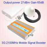 3G携帯電話のシグナルのブスター、WCDMA 2100MHzの携帯電話のシグナルのアンプ