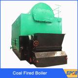 chaudière allumée par bois de biomasse du charbon 1.25MPa
