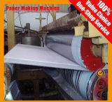 Máquina de la fabricación de papel del papel bajo medio para los zapatos