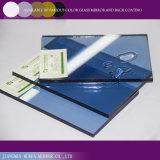 Glasspiegel-blaues Glasspiegel-reflektierendes Glas färben