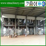 Быстро срок поставки, древесина, производственная линия лепешки плиты прессформы строения