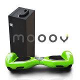 Зеленый цвет баланса автомобиля мотора 6.5 дюймов самокат электрического франтовского электрический для игрушки ребенка
