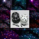 Luz Sy-1003 do efeito do diodo emissor de luz da dança do disco de KTV