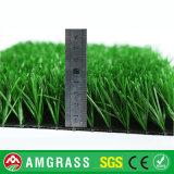 Grama artificial high-density para o futebol/campo de jogos