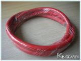 A matéria têxtil de alta elasticidade misturada SBR/EPDM Top-Quality Cords a mangueira do oxigênio