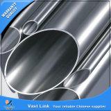 Tube soudé Polished d'acier inoxydable pour la décoration
