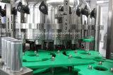 Machine de mise en conserve carbonatée de boisson pour les bidons en aluminium