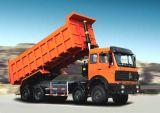 Beiben 6X4 380HP 19cbmのダンプトラック