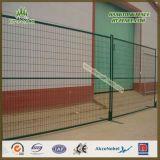 Aufbau-grünes temporäres Zaun-Panel /Fencing