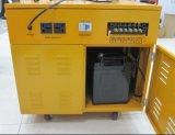 Sonnenkollektor-Ausgangsbeleuchtung-Energie Wechselstrom-1000With200ah/220V auswechselbare/Energie-System